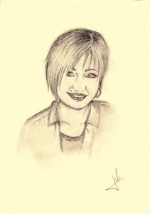 Portrait IV by Jul
